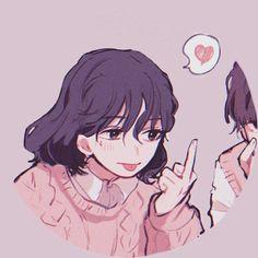 Cute Anime Profile Pictures, Matching Profile Pictures, Cute Anime Pics, Anime Couples Drawings, Anime Couples Manga, Anime Boys, Friend Anime, Anime Best Friends, Deidara Wallpaper
