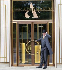 hotel door Jim Gardner Burns, who has worked on the entrance to Londons famous Athenaeum H Hotel, Hotel Door, Hotel Lobby, Modern Entrance Door, Hotel Reception, London Hotels, Top Hotels, Hospitality Design, What Is Life About