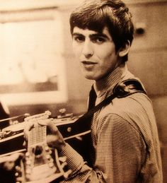 """wahwahharrisong:    """"George Harrison, by far, is one of the most amazing people I ever met in my life… always concerned about other people.""""   - Alvin Taylor."""