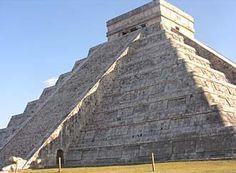 Équinoxe du 21 mars 2011 à Chichén Itzá (Mexique, Yucatán)