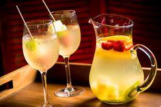 Drinks refrescantes para o Réveillon...