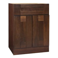 "Bathroom Vanity 24 X 21 coastal collection san remo series 24"" x 21"" black walnut bathroom"