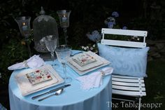 The Tablescaper Place Settings, Table Settings, Tablescapes, Centerpieces, Cozy, Dishes, Summer, Pretty, Home Decor