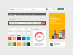 Airbnb UI Toolkit - Web