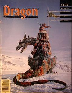 dragon magazine - Google Search
