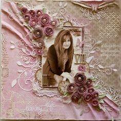 Loving Life **Maja Design Team** - Scrapbook.com
