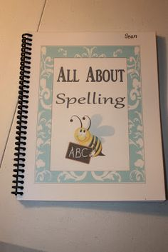 All About Spelling Helper Sheets
