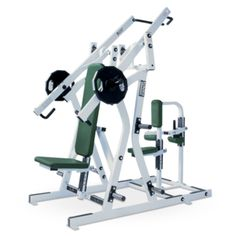 Iso-Lateral Chest & Back,Hammer Strength,Fitness Machine-Iso-Lateral Chest & Loaded Fitness Equipment Gym Equipment Names, Workouts Without Equipment, Home Gym Equipment, No Equipment Workout, Fitness Equipment, Strength Training Equipment, Sports Equipment, Best Beginner Workout, Workout For Beginners