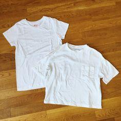 白Tシャツコーデ、今年の場合 | 発田美穂の「欲しいものだらけで困る!」 | mi-mollet(ミモレ) | 講談社