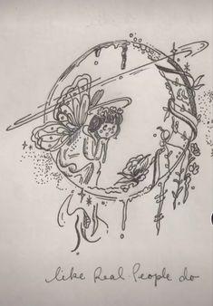 Baby Tattoos, Small Tattoos, Aesthetic Tattoo, Cool Tats, Minimal Tattoo, Future Tattoos, Shoulder Tattoo, Get A Tattoo, Compass Tattoo
