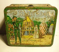 vintage lunchbox - totally fantastic