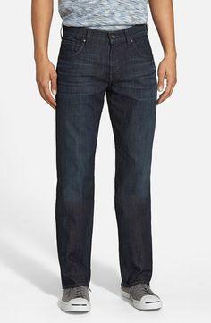 7 For All Mankind®  Carsen  Easy Straight Leg Jeans (Blue Gleam) d83cbe4002f5