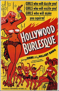 Hollywood Burlesque