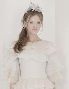 vlada roslyakova at chanel haute couture