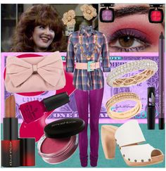 """Peggy Bundy 1"" by caripottorff on Polyvore"