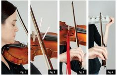 4 Beginning Bow Movement Exercises for Violinists & Violists / Teach & Coach / How To / All Things Strings