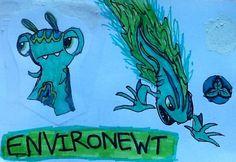 slugterra elemental slugs | Environewt: can manipulate any plant life within a 111 meter radius ...