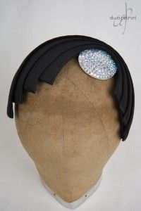 The Moon and the Night Sky -- by Alwa Petroni Night Skies, Moon, Sky, Hats, Bracelets, Leather, Jewelry, The Moon, Heaven