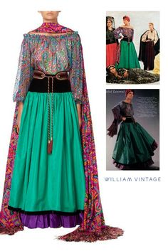 7ee04b5540b Discovered by William Vintage, an Yves Saint Laurent haute couture creation  from his Autumn/