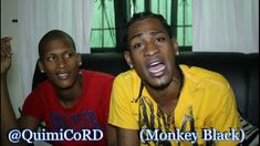 MonKey Black Presenta Su New Artista Y Pupilo (EL QuimicO) HD