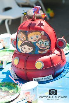 Bay Area Event and Children's Photographer: Little Einstein Birthday Party « Victoria Flower Photography Blog