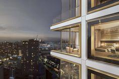 architecture: Résidence 551W21:  La dernière folie de new york!