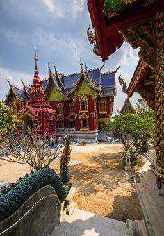 Wat Pa Yang by Pierre LAMY-ROUSSEAU on 500px