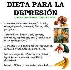 Dieta para la depresion