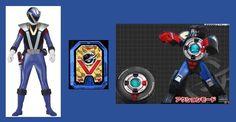 Power Rangers Rpm, Power Rangers Megazord, Power Rangers Samurai, Lord Drakkon, Ranger Armor, Go Busters, Green Ranger, Super Dad, Kamen Rider