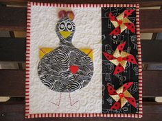 yes, it's another little quilt swap - come play along!