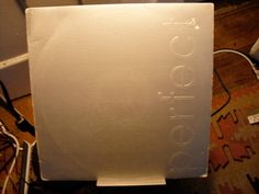 New Order Rare Qwest 12 inch 20330 US The Perfect Kiss Single EP