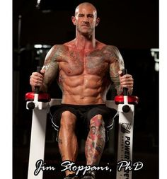 Jim Stoppani provides the best services of the MED Training programs; Nutrition & Supplementation.