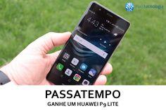 MegaPassatempo: Temos um Huawei P9 Lite para oferecer