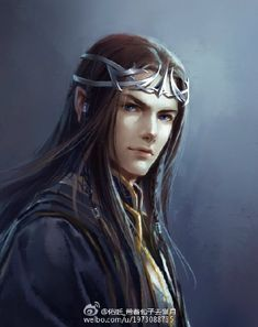Celebrimbor, Curufin's son, Maker of the Elven Rings, and Several Other Magical Items.  He was Galadriel's lover at one time, and made the Elf Stone she gave to Aragorn for her.  In the end he lost her to Celeborn, his rival, because Celebrimbor was cursed by the Valar to never have children.  (Celebrimbor was fathered before the Flight of the Noldor.)  Galadriel wanted a family, and didn't want to be tied to Feanor's accursed offspring.