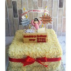 Cake for the boss