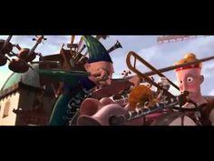La factoría de animación Pixar es la autora de este cortometraje (también de animación) cuya trama recoge la importancia de trabajar en grupo. Asimismo, refleja que las rivalidades no siempre son buenas, en especial cuando son llevadas al extremo y esto implica dañar al resto de compañeros.