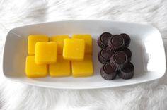 Hjemmelaget og sunt godteri: Sjokolade og vingummi - Godt.no - Finn noe godt å spise Healthy Sweet Treats, Snack Recipes, Snacks, Allergies, Mango, Chips, Sweets, Homemade, Desserts