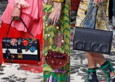 Na Gucci: bordados, gatinho ou logomania? Veja mais na galeria, é só clicar aqui!