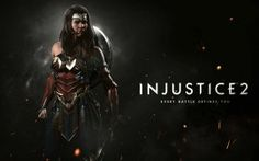 WALLPAPERS HD: Wonder Woman Injustice 2