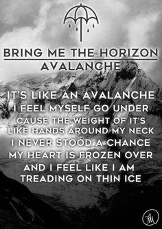 Bring Me The Horizon    Avalanche