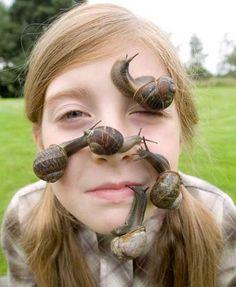 weird beauty treatments | Weird beauty treatments: Snail massage | itimes Photos