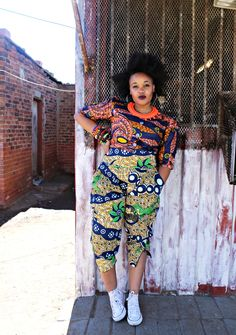 "blackfashion: "" Palesa Kgasane. 21. South Africa lifeoflafleur.tumblr.com // lifeof-lafleur.blogspot.com """