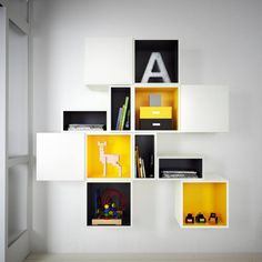 IKEA Quality furniture at affordable prices. Living Room Storage, New Living Room, Living Room Decor, Ikea Eket, Ikea Wall, Baby Room Furniture, Ikea Furniture, Dream Home Design, House Design