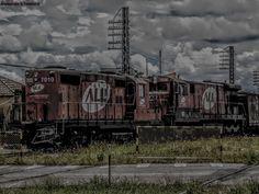 Locomotivas.