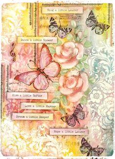 Tracey White - Rose Лепестки Прошлое