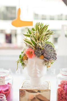 Flowers on the brain.    Bash, Please + Ban.do