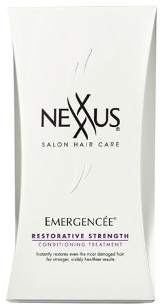 Nexxus Emergencee Restorative Strength Conditioning Treatment 3.3 Ounce *** You can find out more details at the link of the image.