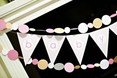 baby girl shower