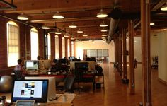 Coworking Space - Nulayer, Toronto, Canada