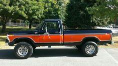 1978 Ford F250 4x4 59k original miles A/C, US $15,500.00, image 2